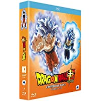 Dragon Ball Super-L'intégrale Box 3-Épisodes 77-131