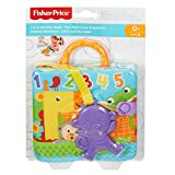 Fisher-Price Libro activity bebé (Mattel FGJ40)