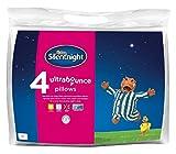 Silentnight Ultrabounce Hollowfibre Pillow - Pack of 4