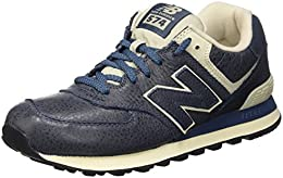 scarpe uomo new balance 2017 574 bianco