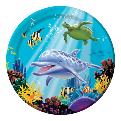 creative-converting-ocean-party-9-dinner-plate-8-dolphin-fish-turtle-birthday-sea