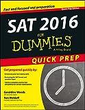 SAT 2016 for Dummies: Quick Prep