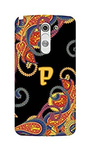 SWAG my CASE Printed Back Cover for LG G3 Stylus