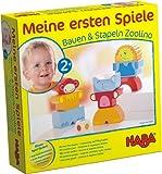 4656 - HABA - Meine ersten Spiele - Bauen und Stapeln Zoolino