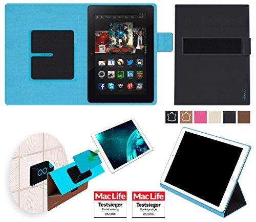 reboon Amazon Kindle Fire HDX 8.9 Hülle Tasche Cover Case Bumper | in Schwarz | Testsieger