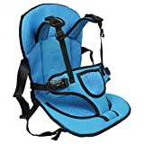 maruti villa Multi-Functional Baby Car Seat Cushion with Safety Belt for Infants