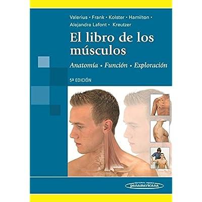 El Libro De Los Musculos Anatomia / Exploracion / Funcion PDF ...