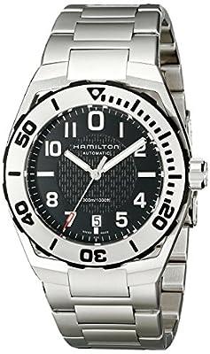 Hamilton H78615135-Clock, Steel Strap