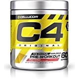 Cellucor C4, 4Th Gen, Pre-Workout Explosive Energy 60 Servings - 100% Genuine