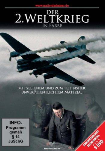 Der 2. Weltkrieg in Farbe [3 DVDs] Picture