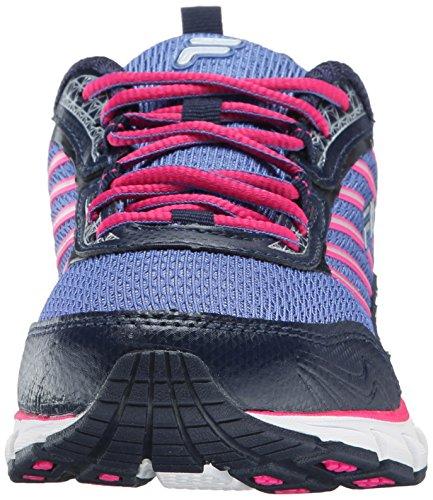 Fila Forward scarpa da running Wedgewood/Fila Navy/Pink Glo