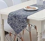 GT Tavolo bandiera tabella rettangolare Cinese semplice biancheria hotel panno da tavola, bandiera di letto, dimensioni: 160*28CM