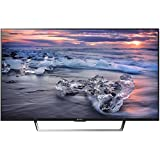 Sony Bravia 123.2 cm (49 Inches) Full HD LED Smart TV KLV-49W772E (Black) (2017 model)