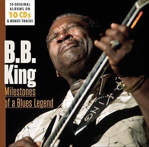B.B. KING (10 Albums) segunda mano  Se entrega en toda España