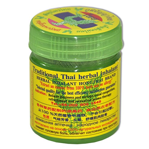 Hong Thai Herbal Inhaliermittel 100% natürlich -