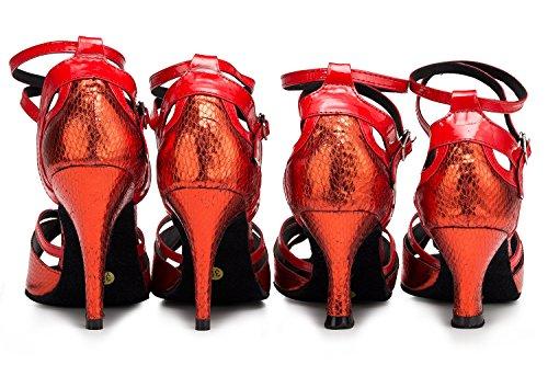 Miyoopark - Ballroom donna Red-10cm heel