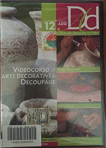 Videocorso di Arti Decorative e Decoupage
