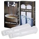 Filtronix 4 Wasserfilter alternativ zu Jura Claris White/Plus 60209