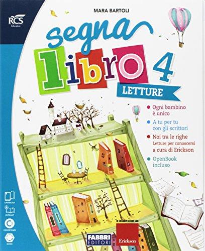 Segnalibro. Sussidiario dei linguaggi. Per la 4 classe elementare. Con e-book. Con espansione online: 1