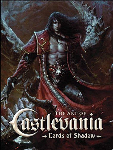 The Art of Castlevania: Lords of Shadow (Lords of Shadow 2) por Martin Robinson