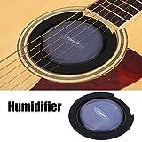 Humidificador de Guitarra acústica Guitar Sound Hole Cover Secador 3 en 1 Guitarra Instrument Herramienta de Mantenimiento Pieza de Accesorios