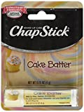 ChapStick Limited Edition Cake Batter, 0.15oz (Pack of 6)
