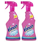 Vanish Detachant Avant-lavage Oxi Action Pistolet 750 ml - Lot de 2