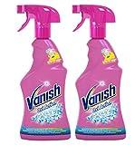 Vanish Détachant Avant-lavage Oxi Action Pistolet 750 ml - Lot de 2