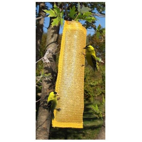 Songbird Essentials SE636 Finch Magic Thistle Sack Gold - Extender Bracket