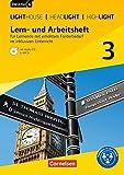 English G Lighthouse / English G Headlight / English G Highlight - Allgemeine Ausgabe / Band 3: 7. Schuljahr - Lern- und Arbeitsheft für Lernende mit ...