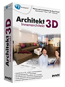 Innenarchitektur programm  Architekt 3D Innenarchitekt: Amazon.de: Software