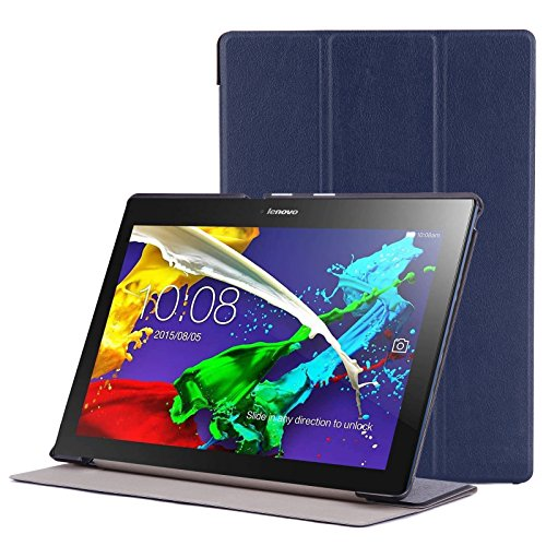leather-smart-cover-protective-case-stand-for-lenovo-tab-2-a10-30-x30f-101-inch-deep-blue
