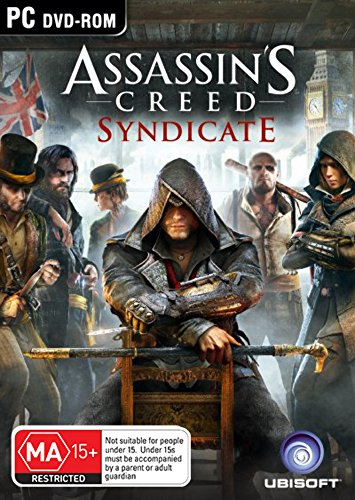 Preisvergleich Produktbild Assassins Creed Syndicate (Spe [DVD-AUDIO]