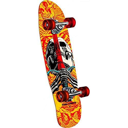 Powell Peralta Cruiser Komplettboard Mini Skull and Sword II 76,2cm (Skateboard Peralta Powell)