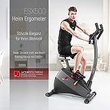 Sportstech Ergometer EX500, flüsterleise - 6