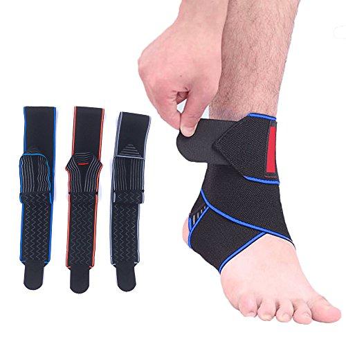 iZoeL cavigliera per proteggere per slogature sportive calcistiche pallavolistiche