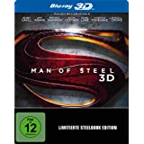 Man of Steel 3D Steelbook
