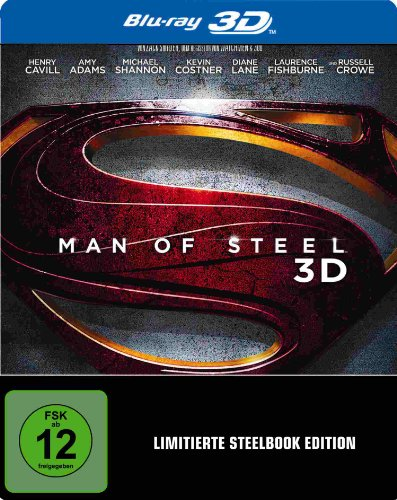 Man of Steel Ultimate Collectors Edition [3D Blu-ray] [Limited Collector's Edition] - 2