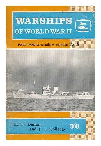 Warships of WW2 : Part four Auxilliary Fighting Vessels