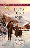 Front cover for the book Merry Christmas, Cowboy (The Gift of Family) by Linda Ford