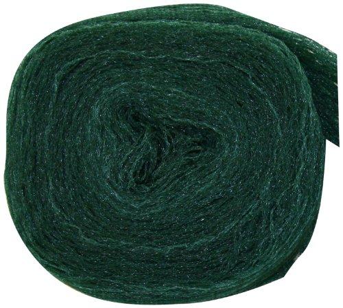 Xclou Garden Teichabdecknetz 360716, Vogelschutznetz aus hochwertigem Polyethylen, reißfestes Nahtband für alle Jahreszeiten und Wettereinflüsse geeignet, auch als Schutz für Kleintiergehege, strapazierfähiges Sträucherschutznetz, Größe des Netzes: ca. 6 x 10 m