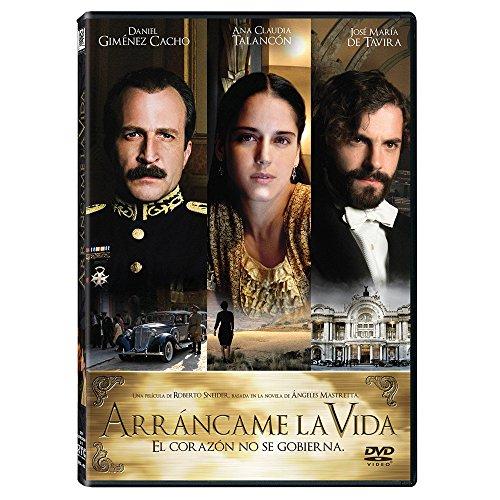 Arrancame La Vida (Tear This Heart Out) [NTSC/REGION 1 & 4 DVD. Import-Latin America]