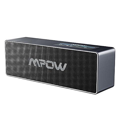 【20W 18 Mois Garantie 】Mpow Enceinte Portable 20W Bluetooth 4.1