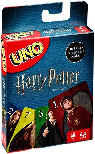 3. Mattel - UNO de Harry Potter