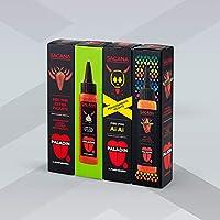Mix Paladin Piri Piri - paquete 4 x 75 ml - Hot Sauce