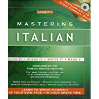 Mastering Italian: with 15 Compact Discs (Mastering Series: Level 1 CD Packages) by Foreign Service Language Institute (1992-03-13)