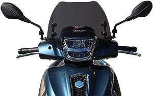 Windschild Für Piaggio Medley 125 150 Cc Ab 2020 Artikelnummer 29090 Faco Auto