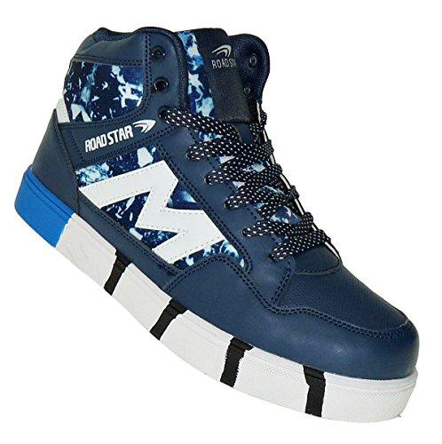 Bild von Bootsland 993 Basketballschuhe Sneaker Skater Skaterschuhe Herren
