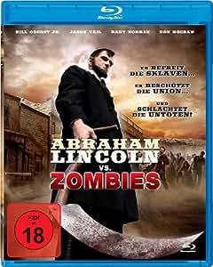 Abraham Lincoln vs. Zombies [Blu-ray]