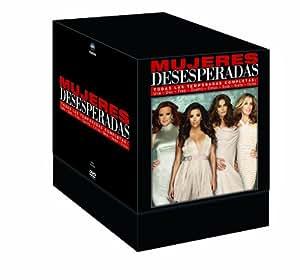 Pack Mujeres Desesperadas Temporadas 1-8 [Import espagnol]